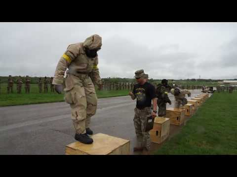 2019 Best CBRN Competition Recap - 82nd Airborne Division Team FORT LEONARD WOOD, MO, UNITED STATES
