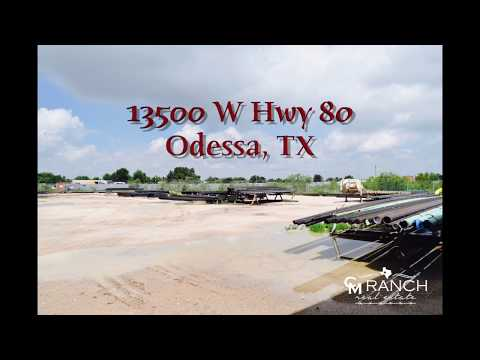 FOR SALE - 13500 W. Hwy 80 Odessa, TX