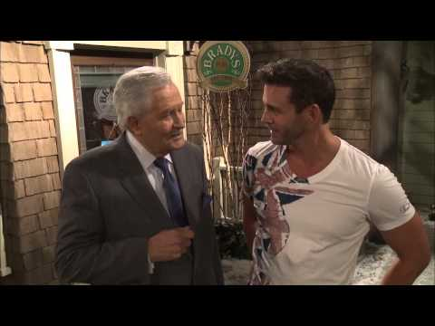 John Aniston & Eric Martsolf 'Days of our Lives' !