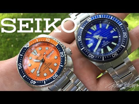 Seiko Limited and Special Editions - Good or Not?