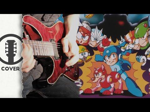 Mega Man 3 Intro Metal Version  Nirre