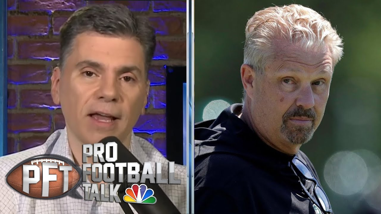 New York Jets DC Gregg Williams says culture beats strategy | Pro Football Talk | NBC Sports