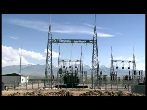 Burnoye 1 PV Solar Plant, Ecap Solutions GmbH