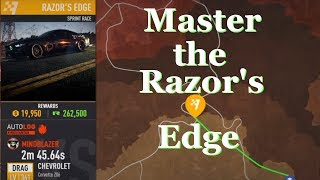 Need for Speed Payback. Razor's Edge is one of the most infuriating...