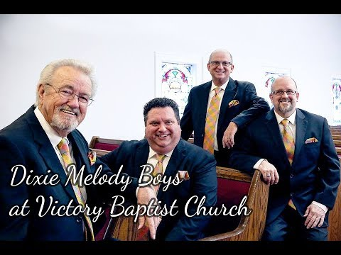 October 15, 2017 - Dixie Melody Boys Concert- Victory Baptist Church
