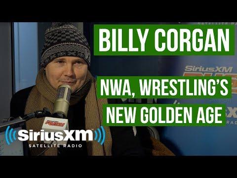 Billy Corgan Talks NWA & Wrestling's New Golden Era