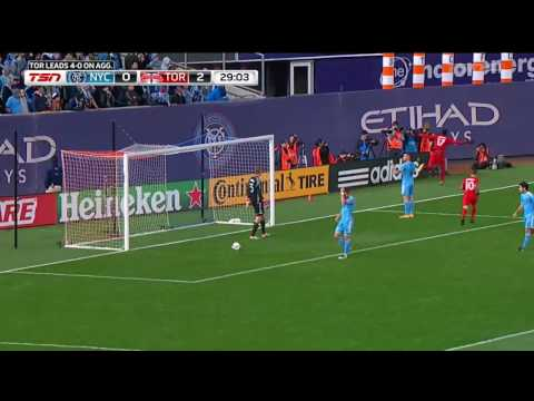 Jozy Altidore Goal - November 6, 2016