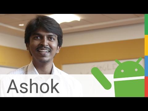 Android Student Testimonial - Ashok