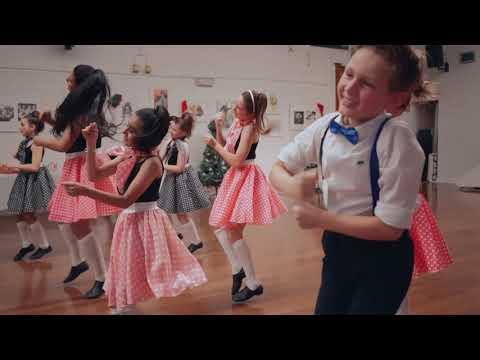 Sydney Dance Rhythms promo