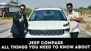 Why Jeep Compass sold alot ??