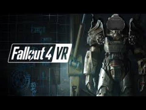 FALLOUT 4 VR (EPIC) PART 1!!!  