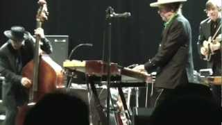 "Bob Dylan - ""The Levee's Gonna Break"" @ Rockhal Esch/Alzette Luxembourg 21.10.2011"
