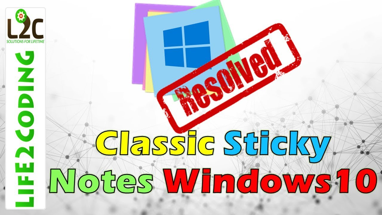 free sticky notes for windows vista