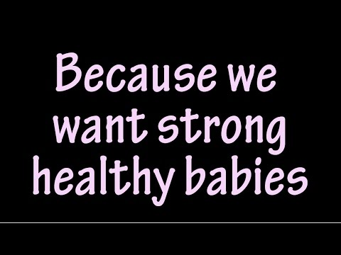 Because we want strong healthy babies: On Weston A Price and Nutrition and Physical Degeneration.