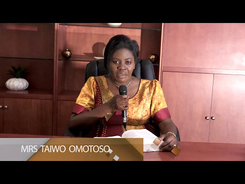 Latest Update on Rev Tim Omotoso by Mrs Taiwo Omotoso Part 1