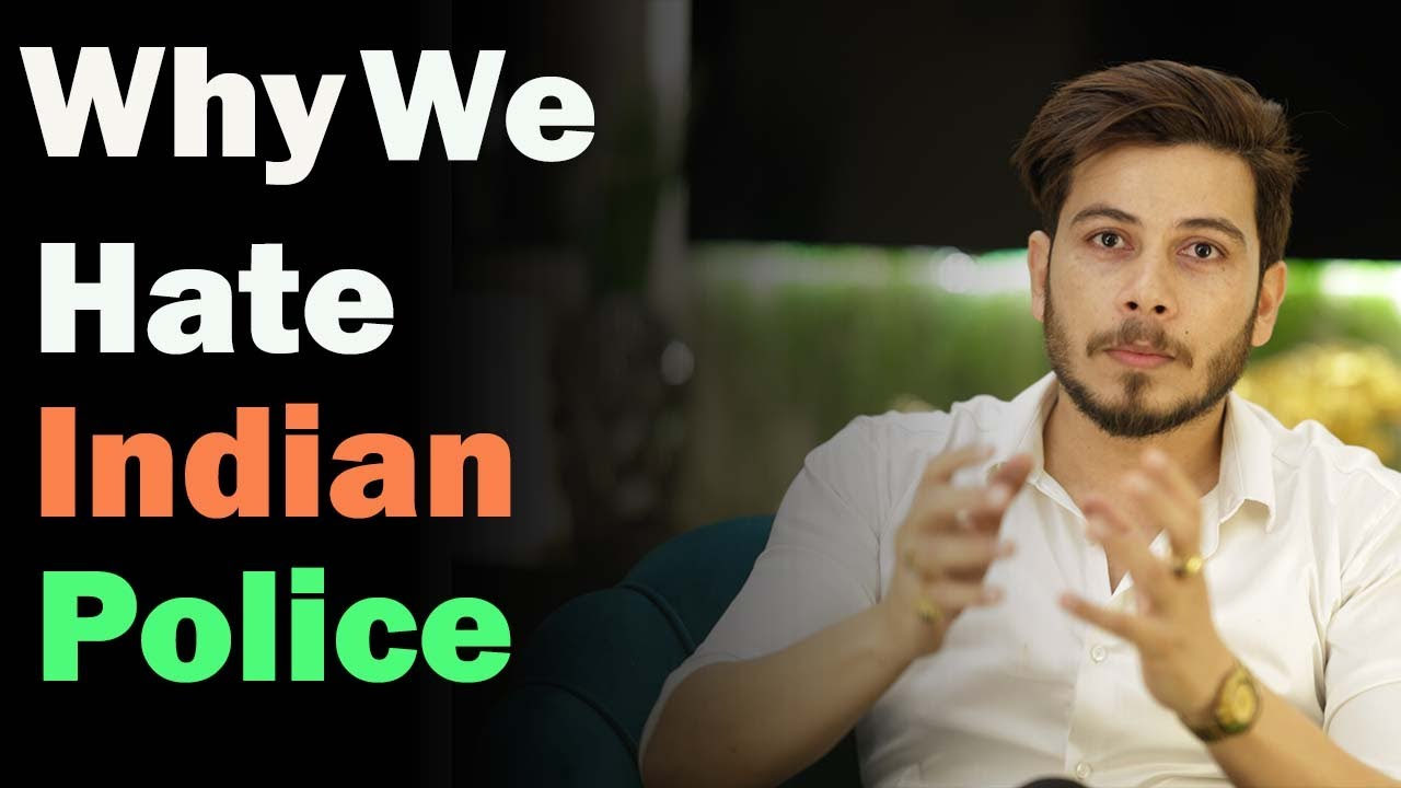Why we hate Police [ Hindi ] | By Nitish Rajput