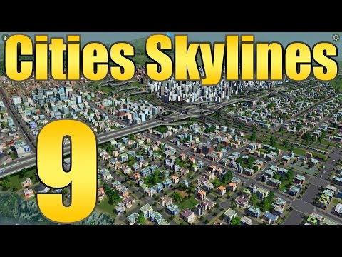 "Cities Skylines Boulder Rapids ""Waterfront Visage!"" EP:9"