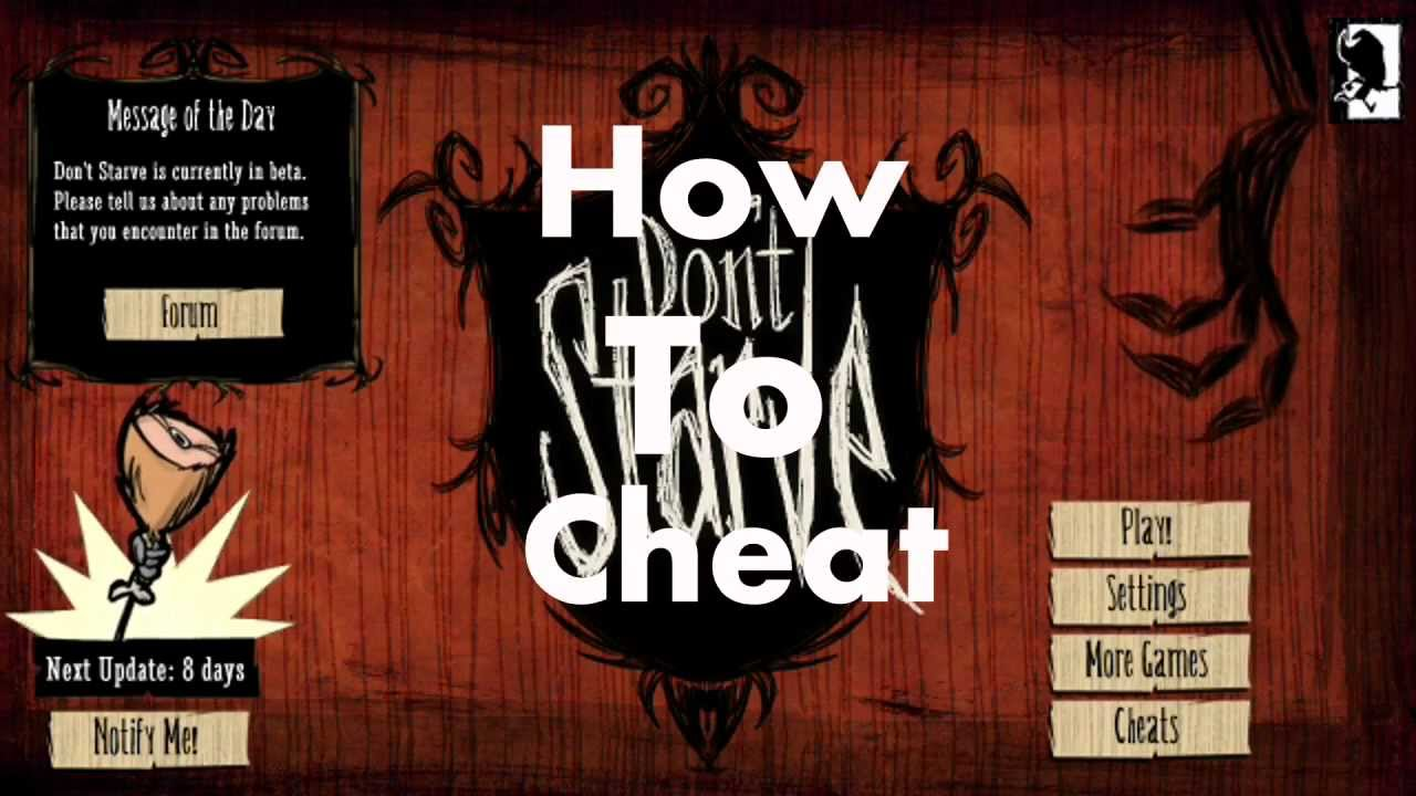 dont starve together cheats pc