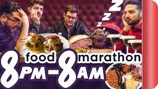LONDON FOOD MARATHON - 26.2 Meals in 24 hours!!! (2/2)