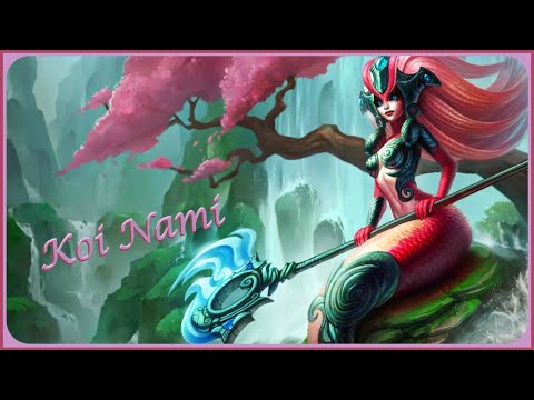 Koi Nami Comeback Full Gameplay - League of Legends