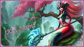 Koi Nami Comeback Full Gameplay - League of Legends