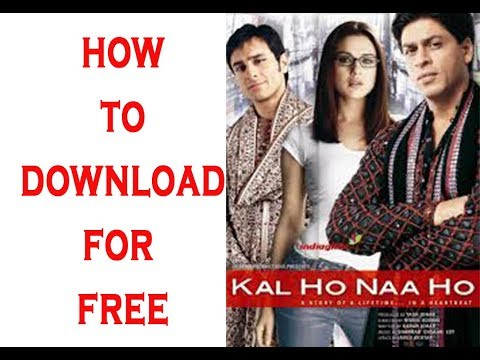 How to Download || Kal Ho Naa Ho || movie online for free || shah rukh khan