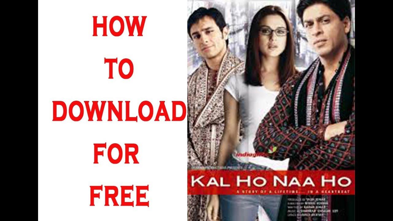kal ho na ho hd movie free download