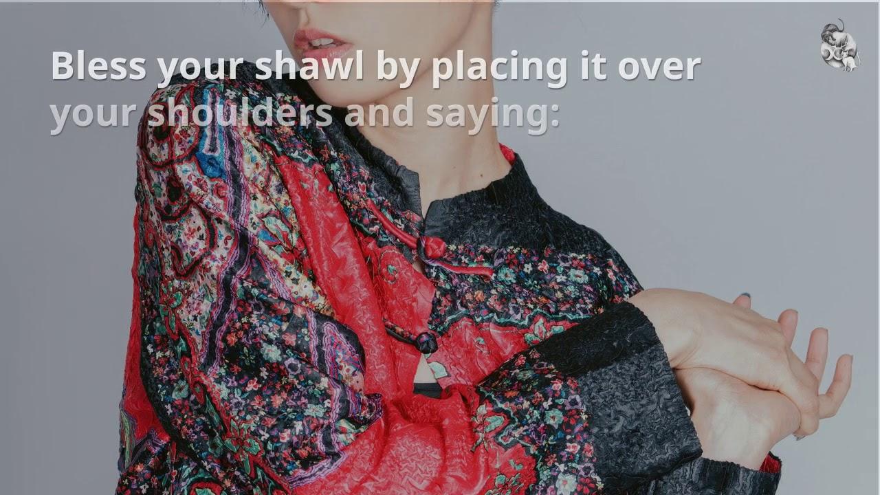 Create a Magickal Shawl