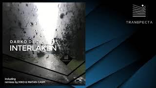 Darko De Jan - Breinz (Matan Caspi Remix)