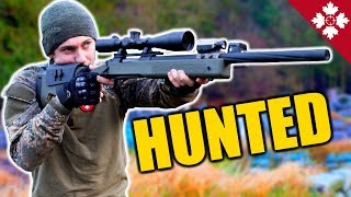 HUNTED By An Airsoft SNIPER! | What Would YOU DO?