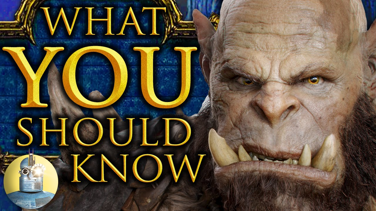 Top 10 Things To Know Before Watching Warcraft (@Cinematica)