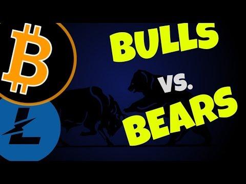 🌟 BITCOIN and LITECOIN BULLS vs. BEARS 🌟, litecoin and bitcoin price prediction, ltc btc news