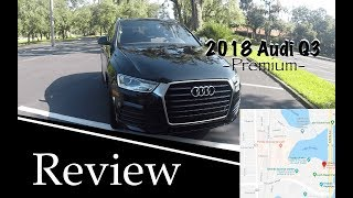 2018 Audi Q3 | Review and Test Drive