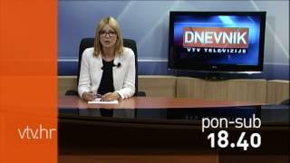 VTV Dnevnik najava 12. kolovoza 2017.