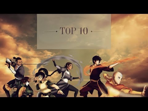 Top 10 BEST Avatar: The Last Airbender Episodes