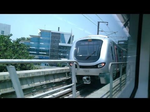 Mumbai Metro - A Mumbaikar's Dream Come True! (Full Trip From Andheri To Ghatkopar)