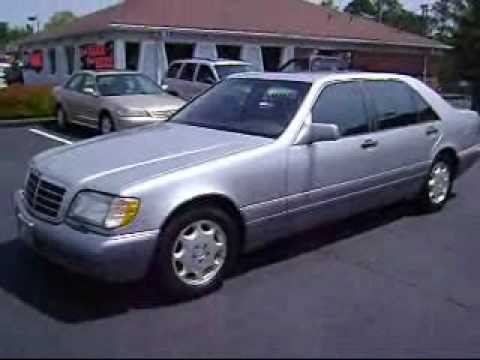 1995 mercedes benz s420 like new must see youtube for 1995 mercedes benz s420