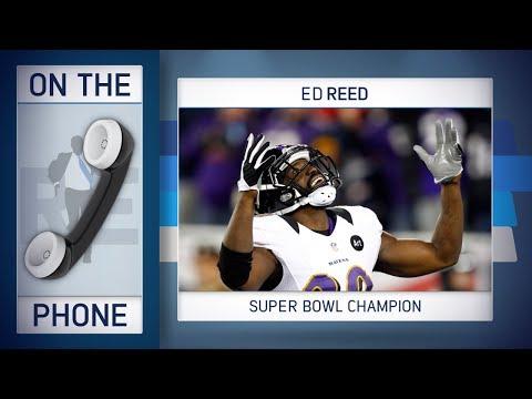 Super Bowl Champion Ed Reed Talks Ravens, Tom Brady & More w/Rich Eisen | Full Interview | 12/13/17