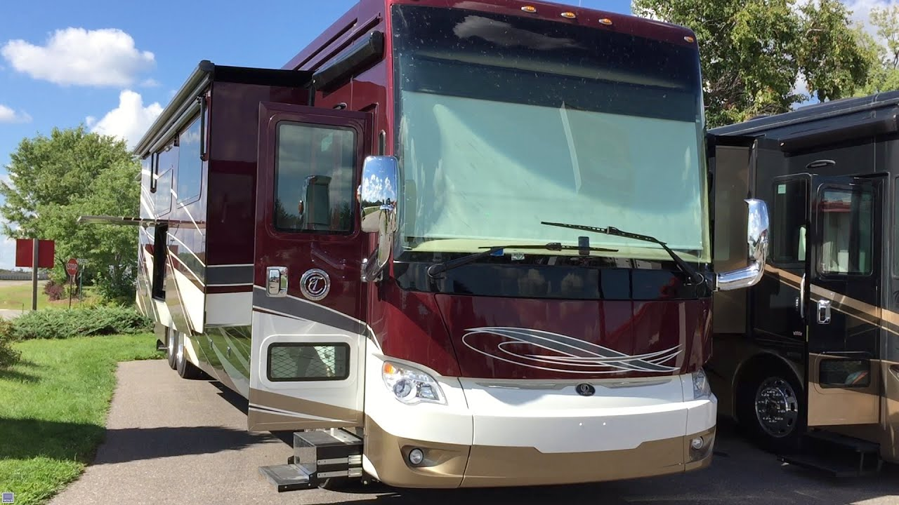 2017 Allegro Bus 45OPP by Tiffin Motorhomes – Stock #17408