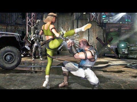 Brutality Bomba-Relógio da Sonya Blade: Mortal Kombat X thumbnail