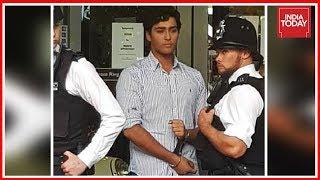 Nawaz Sharif's Grandson Arrested For Attacking Protesters Outside London Residence