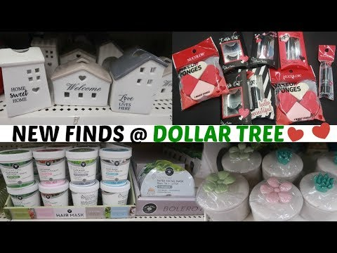 DOLLAR TREE SHOPPING * NEW FINDS!!!! COME WITH ME