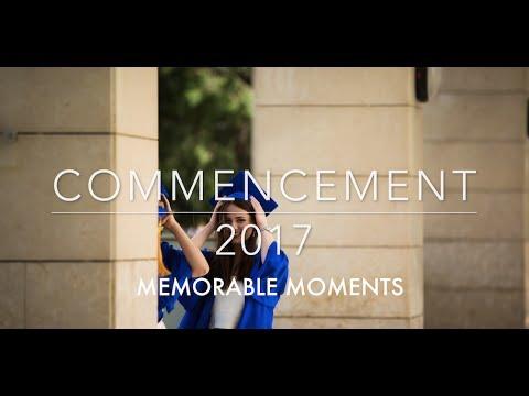 AUIS Commencement 2017 | Memorable Moments