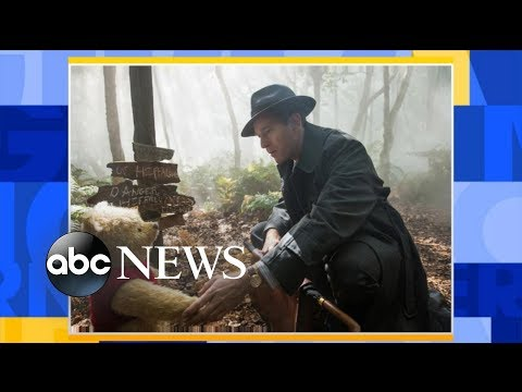 Ewan McGregor opens up about 'Christopher Robin'