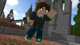 #62 Minecraft Intro ~Yudha~ {2} Happy Birthday :D [Mine-Imator]: Dark Regy :v