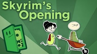 Skyrim's Opening - How NOT to Start a Game - Extra Credits