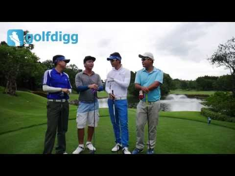 Golfdigg Tour EP1 : Alpine Golf Club