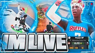 PULLING UP ON A 99 OVERALL LIVE! BEST JUMPSHOT BUILD IN NBA 2K19
