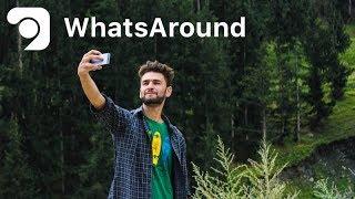 WhatsAround ЗАРАБОТОК НА ТЕЛЕФОНЕ 2019