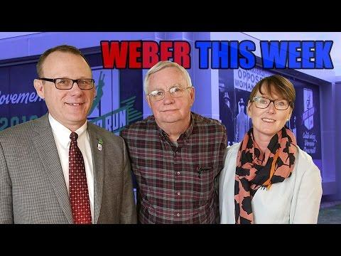 Katie MacIntyre & Menzo Case of Generations Bank .::. Weber This Week 3/20/17